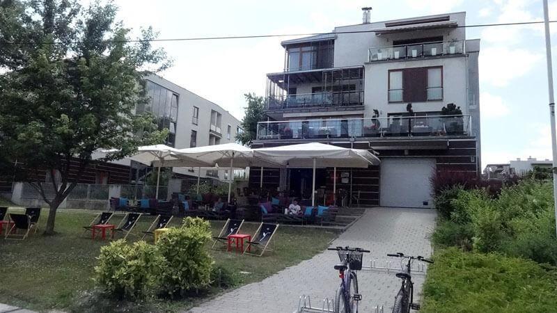 Kócsag Kávéház