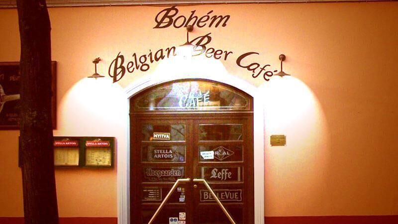 Bohém Belga Söröző