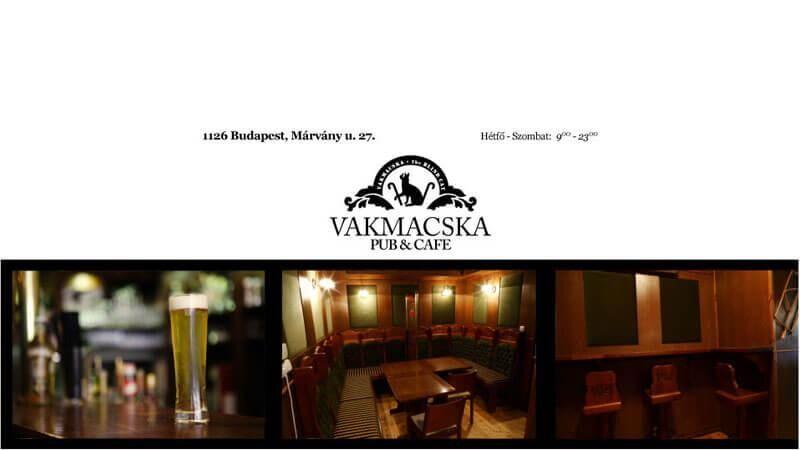 Vakmacska