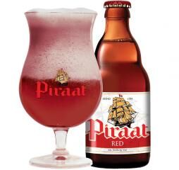 Piraat Red kart