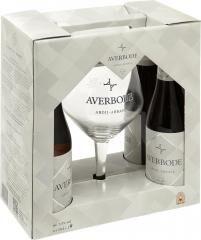 Averbode 4x0,33l+pohár