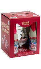 Delirium Christmas 4*0,33+pohár
