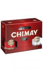 Chimay Piros-Fehér ajándékcsomag