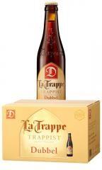 La Trappe Dubbel (24x0,33l) Papírkartonban