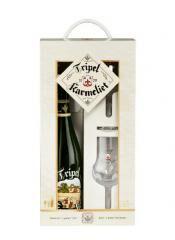 Tripel Karmeliet 0,75l + 2 pohár Díszdoboz