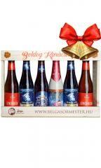 Belga Karácsonyi Sörválogatás