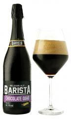 Kasteel Barista Chocolate Quad nagyüveges